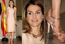 Spain - Letizia, Princess of Asturias of Spain / nee: Letizia Ortiz Rocasolano 2nd marriage is to Felipe, Prince of Asturias, the heir apparent to the throne of Spain on 22 May 2004. Children: -Infanta Leonor -infanta Sophia Letizia 1st marriage was to Alonso Guerrero Pérez, on 7 August 1998.  They divorced in 1999.