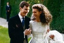 Luxembourg - Princess Sibilla of Luxembourg / Nee:  Sibilla Sandra Weiller. Married, Prince Guillaume of Luxembourg, Prince of Nassau and Parma.  He is the son of Jean, Grand a Duke of Luxembourg and Princess Josephine-Charlotte of Belgium.  They had a civil ceremony on September 8, 1994 and a religious ceremony on September 24, 1994 in Versailles.   Children: -HRH Prince Paul Louis -HRH Prince Leopoldo Guilaume -HRH Princess Charlotte Wilhelmine -HRH Prince Jean Andre