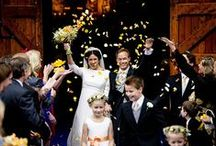 Netherlands - Viktoria Cservenyak of Bourbon-Parma / Married Prince Jaime Bernardo of Bourbon- Parma, second son of Princess Irene of the Netherlands. Married on October 5, 2013 at the Church of Our Kady in Appledorn. Children:  due 2/2014