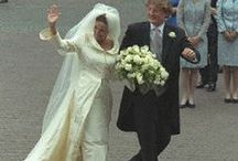 Netherlands - Annette of Orange-Nassau van Vollenhoven-Sekreve / Married Prince Bernard of Orange-Nassau, second son of Princess Margriet of the Netherlands, on July 8, 2000 in the Cathedral of Saint Martin, Utrecht. Children: -Isabella van Vollenhoven -Samuel van Vollenhoven -Benjamin van Vollenhoven