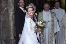 Netherlands - Annemarie of Bourbon-Parma / Married Prince Carlos, son of Princess Irene of the Netherlands, on November 20, 2010 in La Cambre Abbey. Wedding was originally planned for August 28, 2010 but Prince Carlos Hugo fell ill and died August 18, 2010. Children: -Princess Luisa -Princess Cecilia