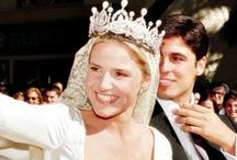 Spain - Dona Maria Eugenia Martinez de Irujo y Fitz-James Stuart, 12th Duchess of Montoro / Youngest daughter of 18th Duchess of Alba.  On October 23, 1998 she married Francisco Rivera Ordonez at Seville Cathedral. They divorced in 2002. Children: -Dona Cayetana Rivera y Martinez de Irujo