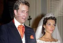 Spain - Barbara Cano / Married HE Don Bruno Gomez-Acebo y de Borbon, second son of Infanta Pilar of Spain and Luis Gomez-Acebo y de Estrada on October 5, 2002. Children: -Alejandro Juan Gomez-Acebo y Cano -Guillermo Gomez-Acebo y Cano -Alvaro Gomez-Acebo y Cano