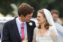 Aristocrat - Lady Laura Marsham / Marries James Meade at St Nicholas in Gayton, near Kings Lynn on September 14, 2013.  Her father, Julian Marsham is the 8th Earl of Romney.  They are good friends with the Duke and Duchess of Cambridge, Prince Harry of Wales, Pippa Middleton.