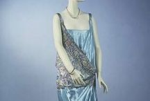 1920s Wmn - Evening c1926 / Women's Evening Clothes Roughly Dated 1926