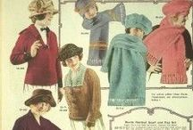 1920s Wmn - Day c1921 / Household and afternoon fashions from approximately 1921