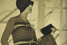 1920s Wmn - Day c1928 / Household and afternoon fashions from approximately 1928