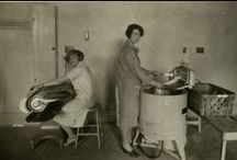 1920s Home - Laundry & Sewing