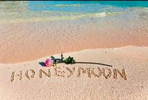 Honeymoon Destinations... / Fabulous places to go for your #Honeymoon