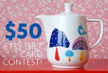 Contests / Ways to win! / by Covet Garden magazine
