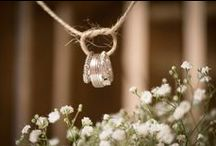 Rustic Country Chic Wedding / Gorgeous Country Chic Wedding Ideas.