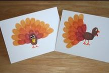 Thanksgiving Crafts / by PBS Parents