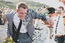 WEDDINGS {we love} / we. LOVE. weddings. Yes we do! / by Seven Swans