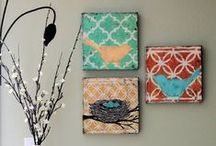 Craft inspiration and DiY / Soooo many good ideas. / by Diana Deli