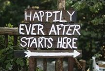 Happily Ever After <3 / by Haley Huckabee