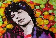 Funky Paintings