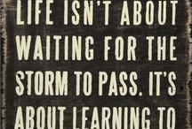 Quotes / by Rachel Sorensen