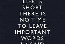 Inspirational Quotes / by Liz Kiernan Reardon
