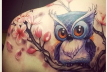 tattoo / by Chehala Sixkiller-Richardson
