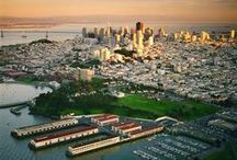 San Francisco  / My hometown, the beautiful City by the Bay / by Annie Meza