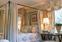 Country Homes and Manor Decor 1 / Country Homes and Manor Decor speaks to me through its comfort and layering of fabric and texture, soft colors, mixing of chintz, checks, stripes and floral prints, fireplaces, pillows, throws, wallpapers, drapes, and intricate window panes. Everything contributes to cozy comfort, curling up with a book with your favorite pet, person or child for a quiet, relaxing evening.(There is a second Country Decor 2 Board-I pin to both) / by Lisa Hadden