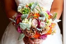 Dare To Be Different by Red Earth Flowers / My favourite wedding bouquets by www.RedEarthFlowers.com.au