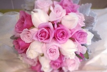 Pretty In Pink / Gorgeous pink wedding bouquets, created by www.RedEarthFlowers.com.au