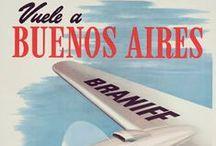 Fantastic Voyage / let's go ! retro-style  / by Annie Meza