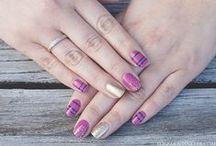Nails / Nail art inspiration and tutorials