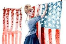 Fourth of July / by Katherine Currie