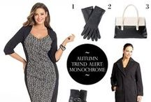 Plus Size Fashion: Dresses / Frocks for all occassions