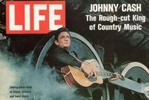Johnny Cash (For My Mom) / by Debra Adams Pedigo