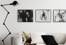 """homey / """"Decorate your home. It gives the illusion that your life is more interesting than it really is."""" - Charles M. Schulz"""