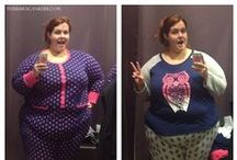 Plus Size Fashion: Sleepwear / Pyjamas, nightgowns and things to snuggle up in