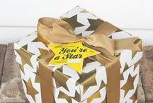 Christmas / Celebrating Christmas - decorations, party ideas and the perfect gift ideas