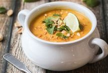 Soothing Soups