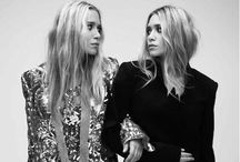 "fashion | MK&A / ""Me and Ashley feel like we're totally different."" – Mary-Kate Olsen / by Grace Ng"