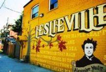 Leslieville Local / my favourite Toronto neighbourhood