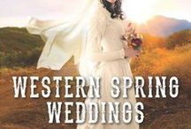 His Springtime Bride / Inspiration for my newest anthology ~ Coming Spring 2016