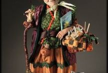 Doll & Figure Inspiration-Polymer Clay