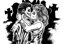 zombie love / Everything zombie! / by Trish Danovich Hanson