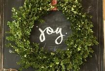 Holiday Decorating / by Megan Oldenburg