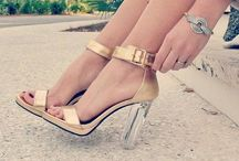 OMG Shoes / A good pair of shoes provide just the right confidence boost. / by Mariam Shahab