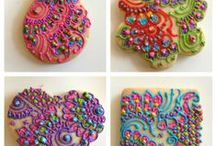 Cookies Too Cool to Eat / by Kristi Burns