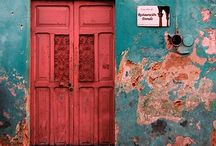 places to go / by Leigh Pennebaker
