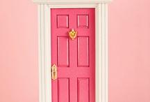 Pink Pins / by Mariam Shahab