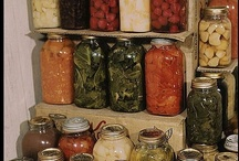 Recipes -- Canning, Freezing & Drying / Preservation: Canning, Freezing & Drying   / by Frann Bonomo