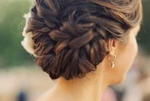 HAIR MAKES THE OUTFIT!  / Amazing hair styles and tutorials that I would love to try.  / by Beverly West