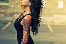 Tattoos & Ideas / by Tiffany Sexton
