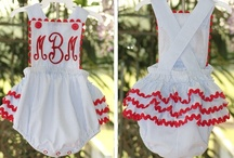 Kid Fashion / Tot fashion from etsy and other